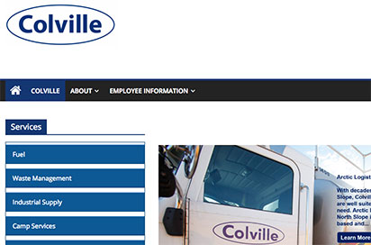 Colville website image
