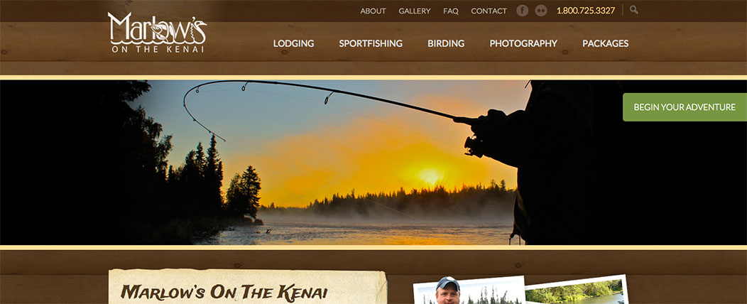 Marlow's on the Kenai